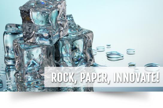 Rock, Paper, Innovate!