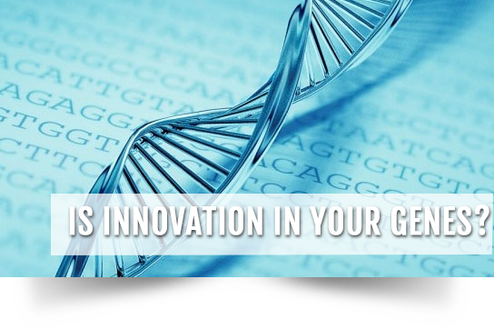 Is Innovation In Your Genes?