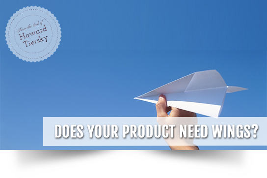 does your product need wings main image