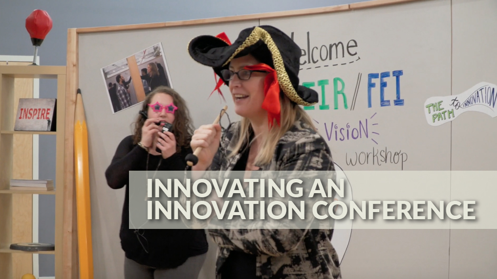Innovating and innovation conference